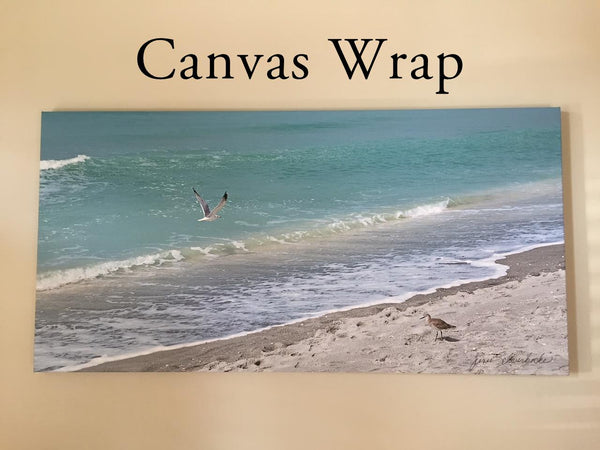 Canvas Wrap Example Photographic Art Jeanne Schwerkoske