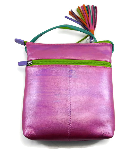 Tropical Shimmer Purse