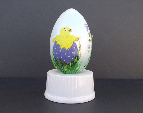 2/25 6pm - 8pm Sip & Paint: Hand Painted Wooden Eggs with Mickie Timmons & Shirley Hales
