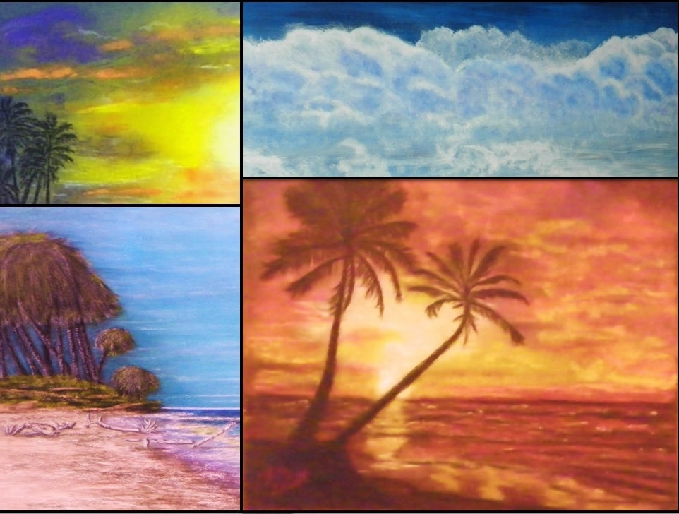 Beginner Pastel Painting with Sally Schmett
