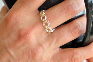 Mini Link Ring Beginner Chainmaille