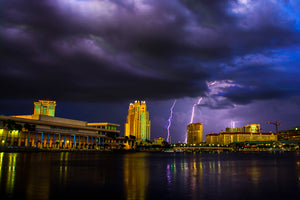 Quinn Sedam Lightning Photography Tampa Lightning