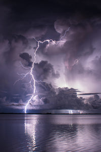 Quinn Sedam Lightning Photography Steely Blue 2 lightning photography art, storm art, storm artwork, storm chasing, storm photography, thunderstorm photography. storm photographer, thunderstorm photographer, lightning print, lightning photography, lightning photography for sale, pictures of fork lightning, best lightning photography, best lightning photographers, photo thunder, photographs of storms, lightning photographer
