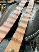 The Knucklehead Stripe Belt (New)