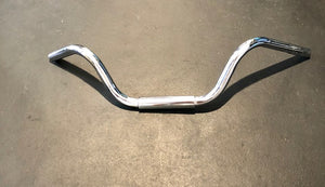 "#1 Bars 8"" Chrome Internal Throttle Prep with 1 1/4"" step up. (PTM)"