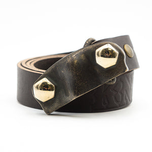 The Knuckle Buckle with Belt (New)