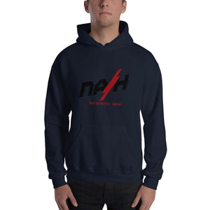 Nash Bolt Hooded Sweatshirt (3 color options) - Navy / S - Apparel
