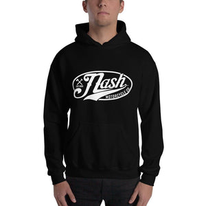 Nash Co. Hooded Sweatshirt - S - Apparel