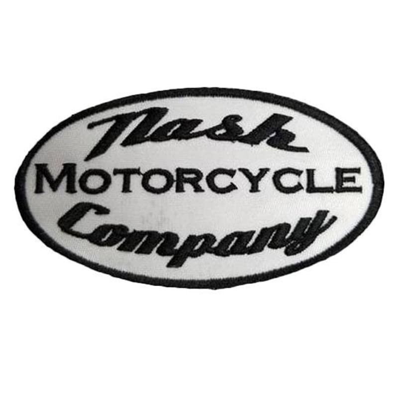 NASH Logo Patch - Apparel