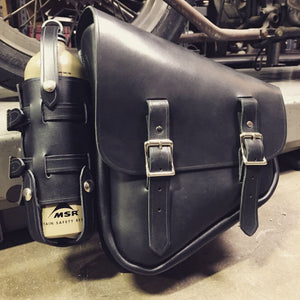 Nashty Fuel Bag - Leather