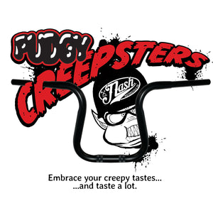 "(New!) Pudgy Creepsters 1-1/4"" Handlebars"