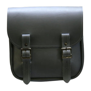 Sancho Bag - Black / Black / Left - Leather