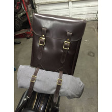 The Long Haul Bag - Leather