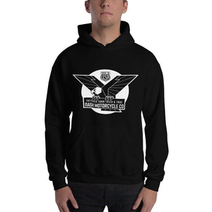 The Victory Hooded Sweatshirt - S - Apparel