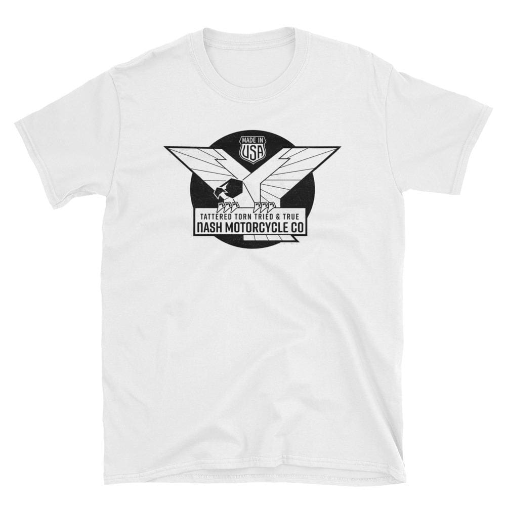 The Victory T-Shirt - White - S - Apparel