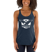 The Victory Womens Racerback Tank (4 color choices) - Vintage Navy / XS - Apparel