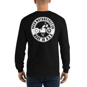 Trucky Long Sleeve T-Shirt - Black - Apparel