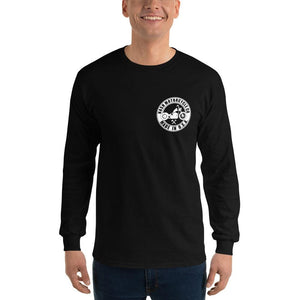 Trucky Long Sleeve T-Shirt - Black - S - Apparel