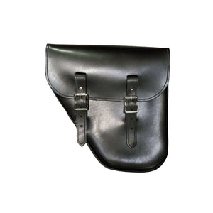 Windy Bag - Black / Nickel / Left - Leather