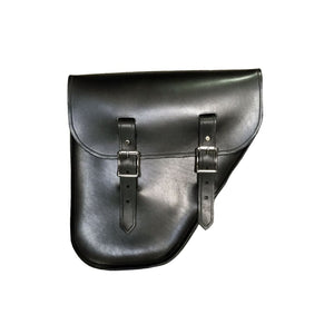 Windy Bag - Black / Nickel / Right - Leather