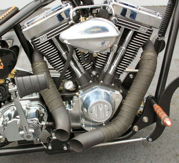 NC Special Exhaust Pipes