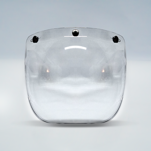 Wreckless Clear Bubble Visor