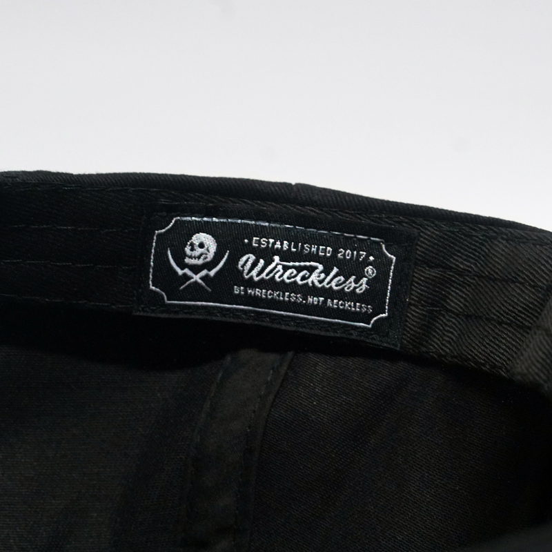WRECKLESS SPEED SNAPBACK CAP