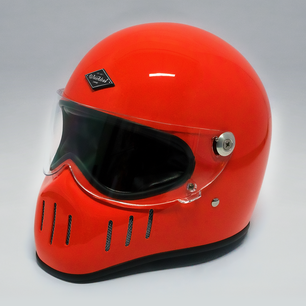 Marauder Helmet Gloss Orange