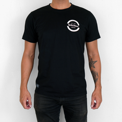 Wreckless Company  |  Flagship Rounded Patch T-Shirt