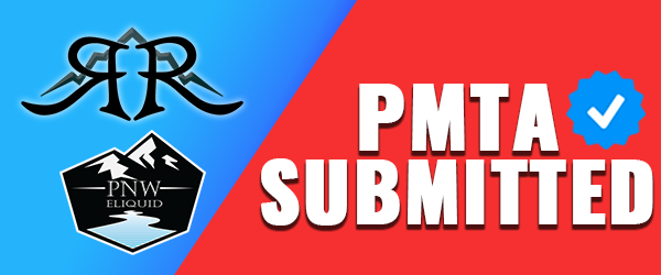 PMTA Submitted!