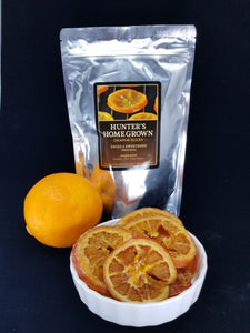 Sweetened Orange Slices