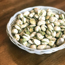 Flavored Pistachio Nuts                                        (10 ounce bag)