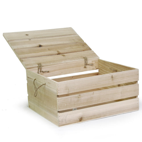 Wooden Crate Gift Baskets