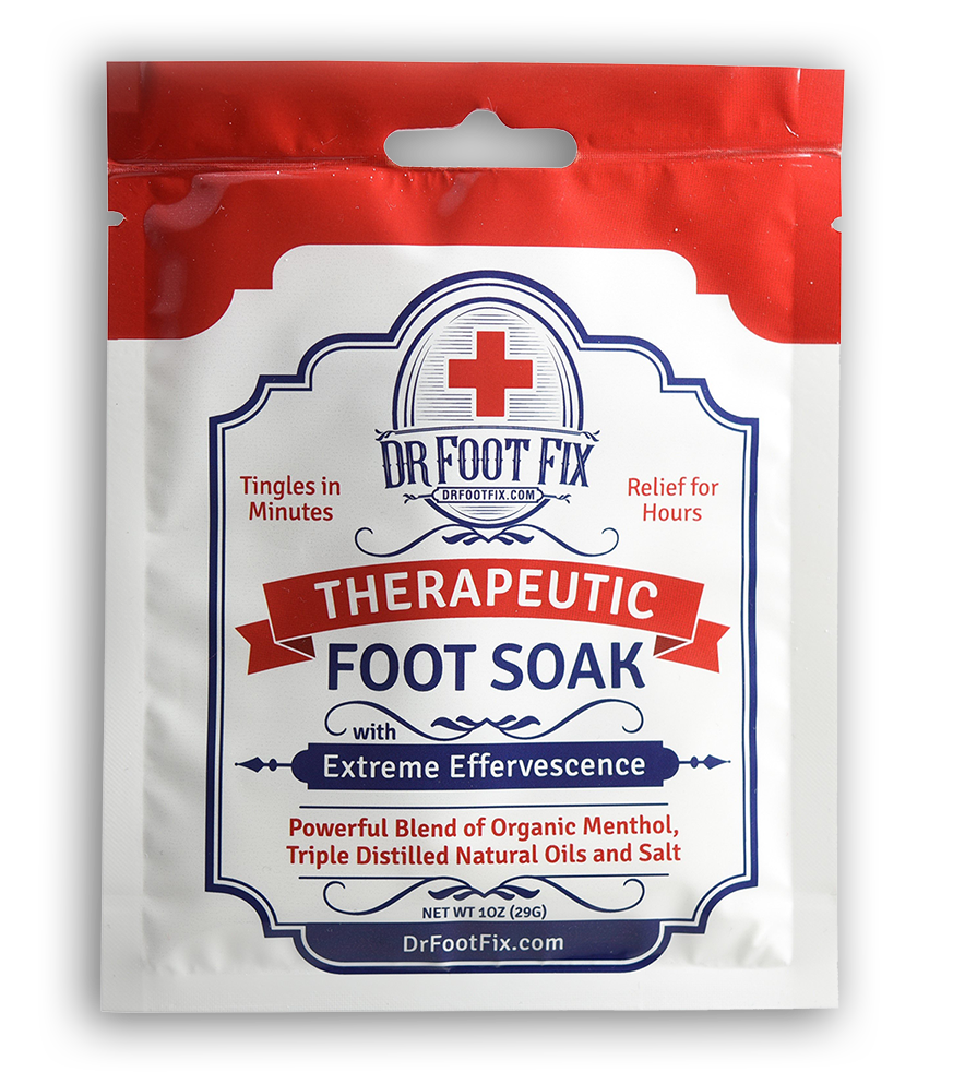 Dr Foot Fix Therapeutic Foot Soak