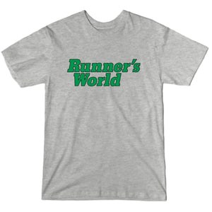 Retro Runner's World Logo T-Shirt