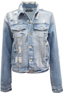 Better Days Denim Jacket