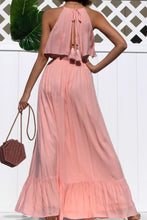 Made You Blush Maxi Dress