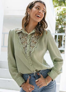 The Sadie Sage Blouse