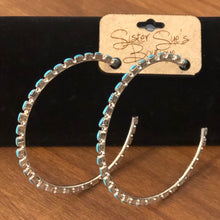 Sleeping Beauty Hoops