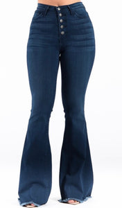 True Lovin' Bell Jeans - 5 Button