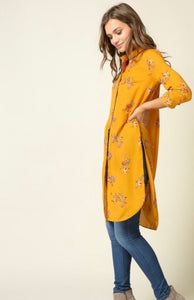 Pickin' Wildflowers Duster Top