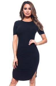 Dress For The Occasion-Black