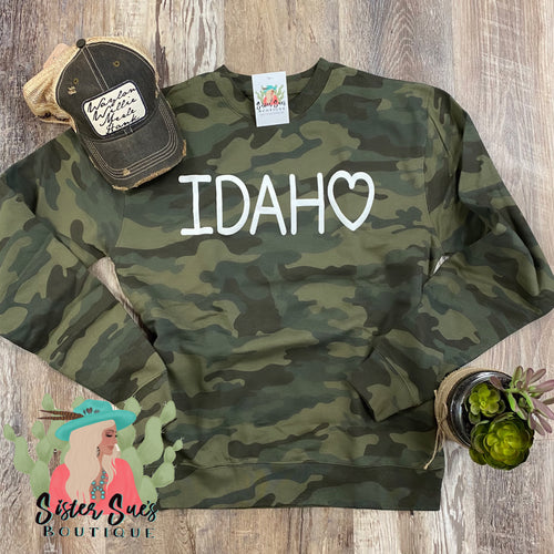 Idaho Love Sweatshirt