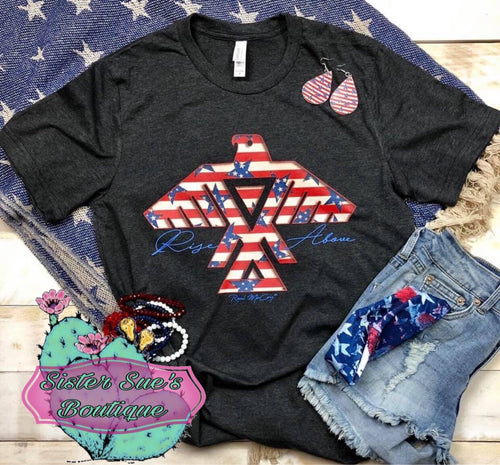 Star Spangled Thunderbird Tee