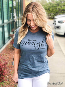 Simply Enough Tee
