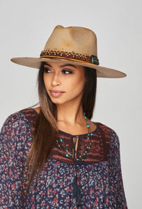 The Annie Oakley Hat