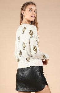 The Classic Cowgirl Sweater