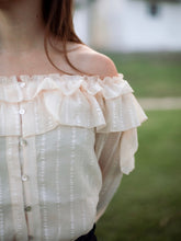 For The Frills Top