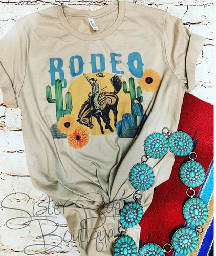 Take Me To The Rodeo Tee