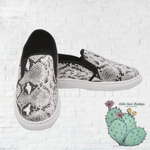 Slither Slip-on Sneakers